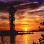 Sunset tower