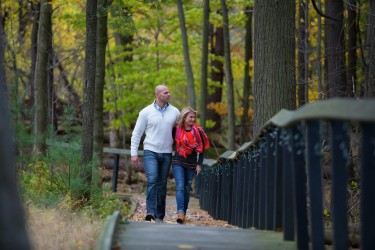 Asbury Woods couple
