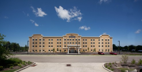 Baymont Inn Suites Erie PA 1