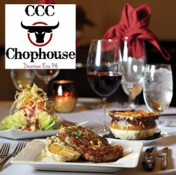 Chophouse logo steak