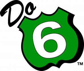 Do Route 6 Logo Color