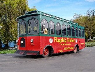 Flagship Trolley Photo