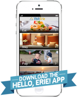 Download the Hello, Erie App