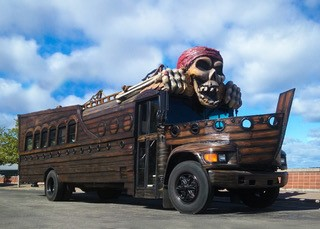Gypsy Rose Pirate Bus 2